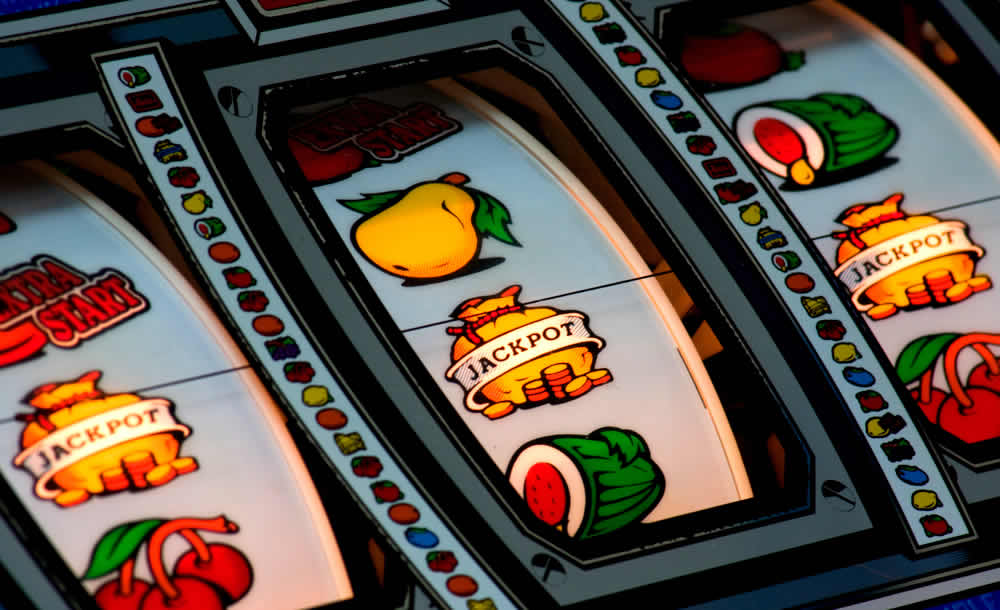 casino fruit machines