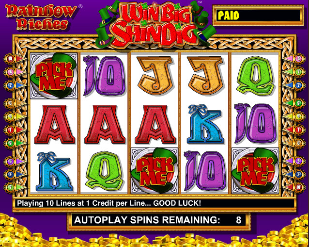 free slot rainbow riches