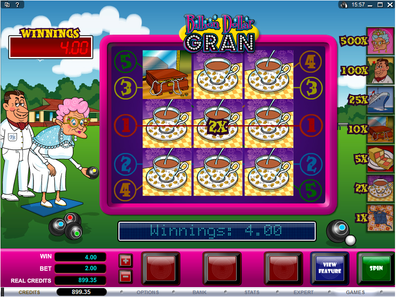 Dollar Slots - Online Slot Games with One Dollar Bets