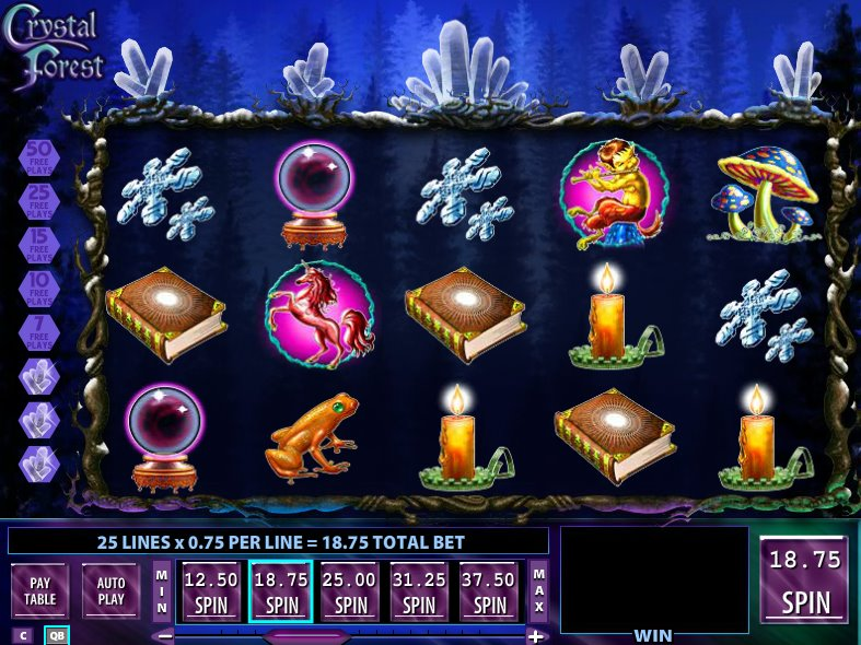 Magic Wand Slot Machine