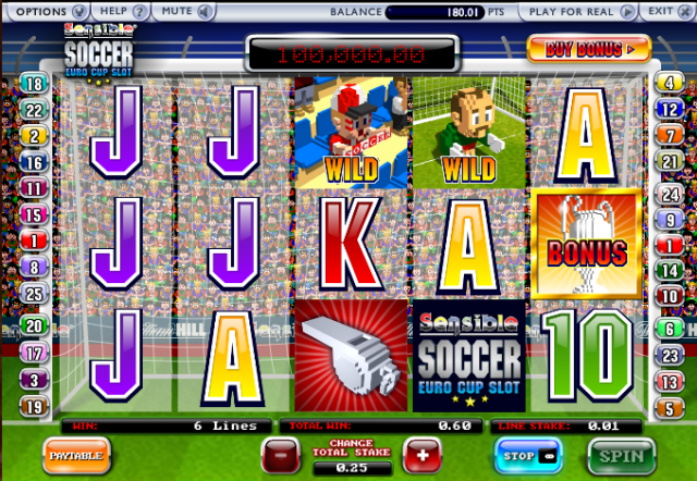 Football: Champions Cup Slot Machine Online ᐈ NetEnt™ Casino Slots