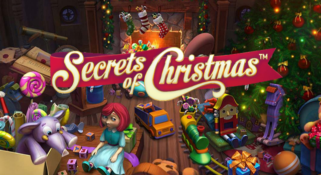 Secrets of Christmas Slot by NetEnt