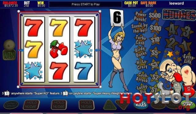 Fruit Fight Pub Slot