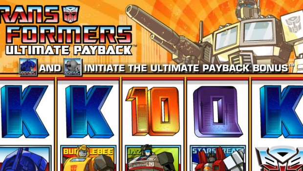 Transformers Slot Machine – Play The Free Online Casino Game