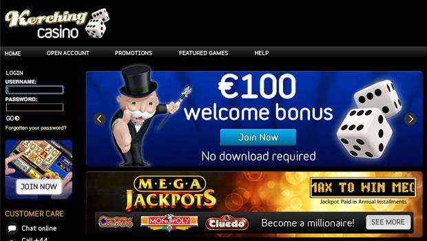 Kerching Online Casino Slots