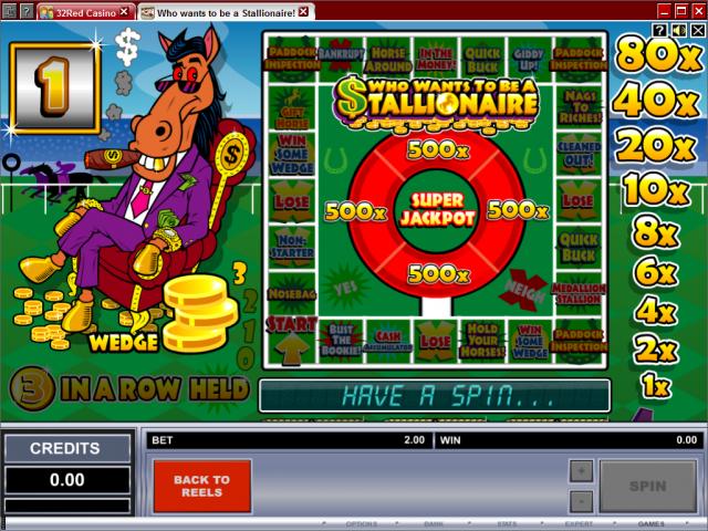 Stallionaire Pub Fruit Machine