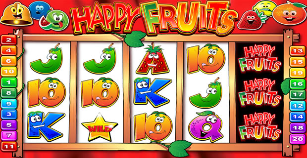 Happy Fruits Slot Machine