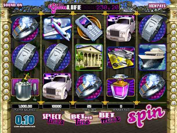 Glam Life Slot Game
