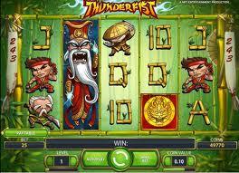 Thunderfist Arcade Slots