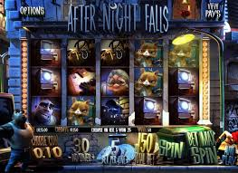 After Night Falls Themed Slots