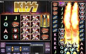 Kiss Slot Machines