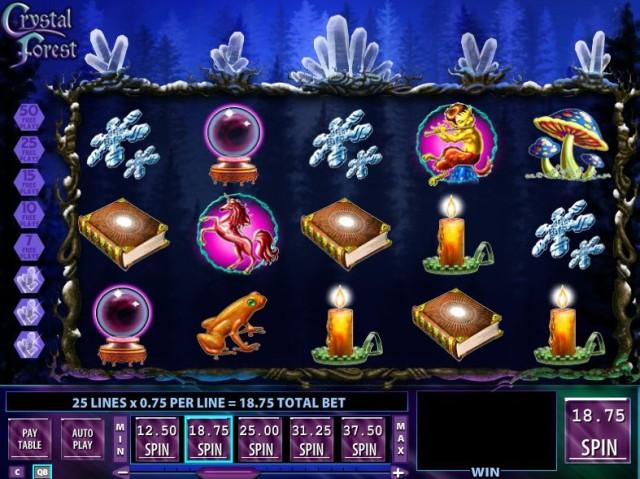 Magic Wand Slot Machine