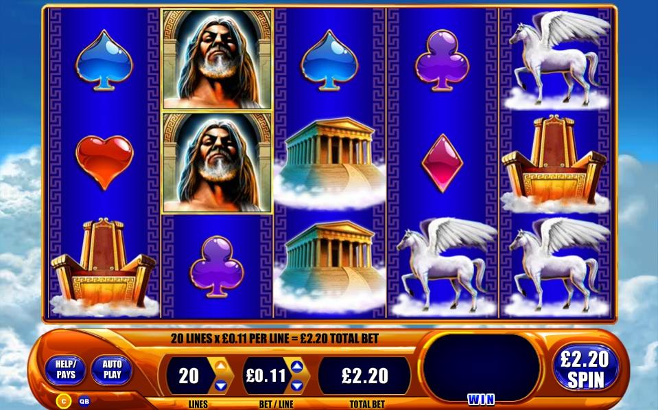 Krono Bonus Slots