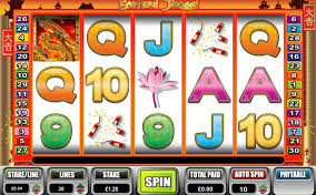 Eastern Dragon Slot Game