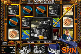 The Slotfather Slot Machine
