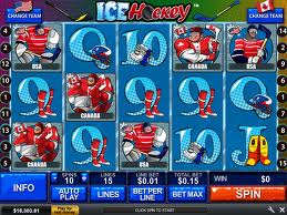 Ice Hockey Video Slot