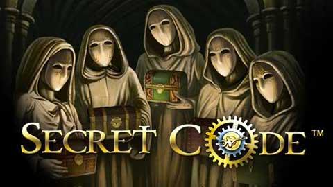 Secret Code Online Slots