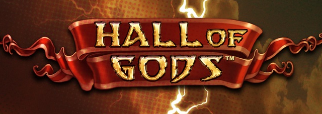 Hall of Gods by NetEnt