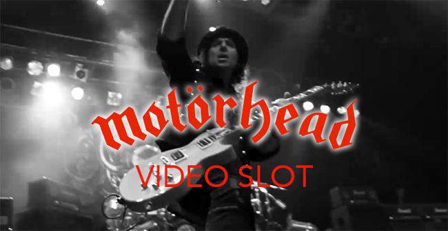 Motorhead slot by Net Ent